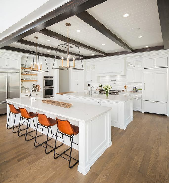 white kitchen cabinets with