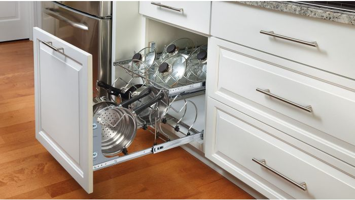pull out cook ware drawer