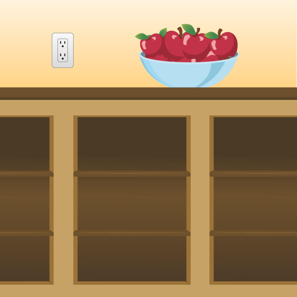 Cabinet boxes with no doors