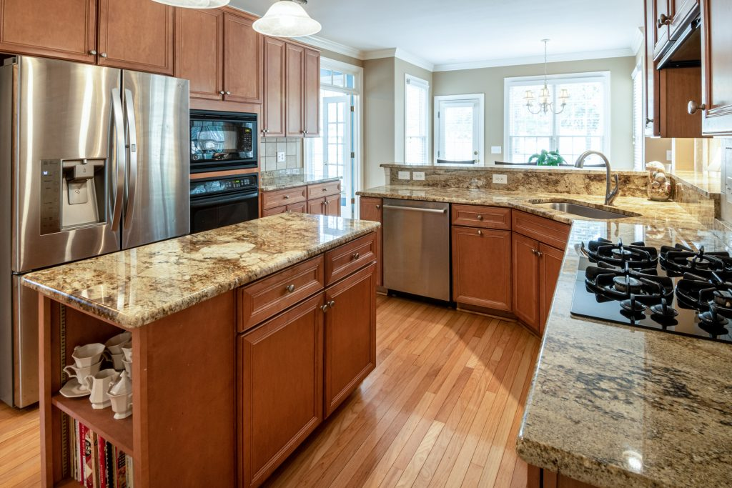 Craftsman Style kitchen   Source: Pixels.com Curtis Adams