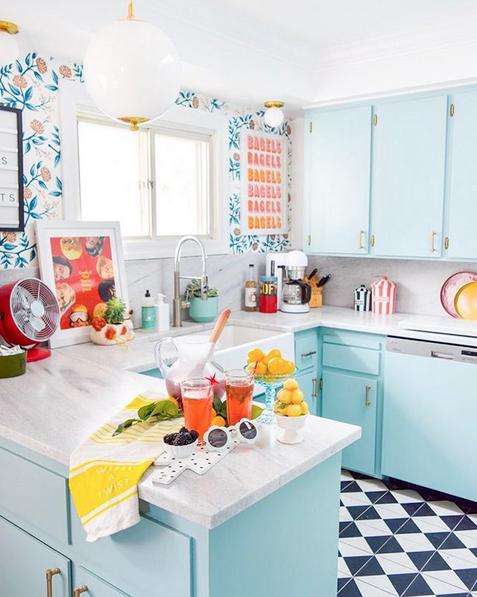 retro kitchen design source: www.airtasker.com
