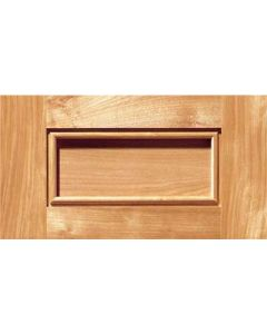 Finished Cascade Drawer Front